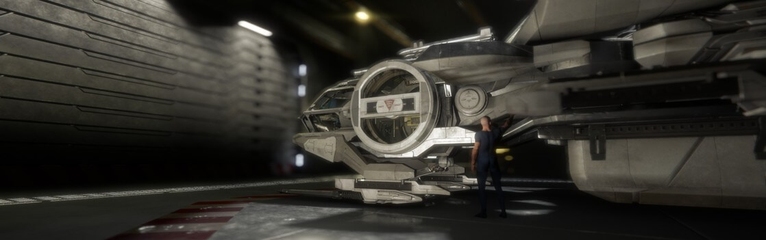 Walk Around & Board Your 'Star Citizen' Ship Later This Week!