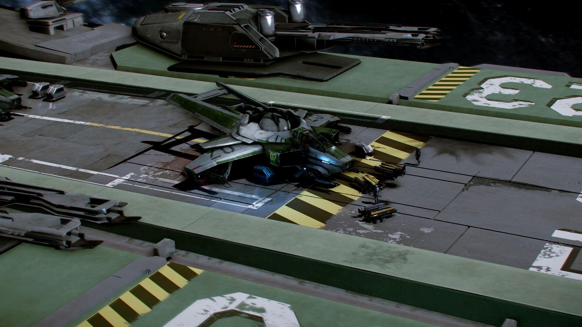 Star Citizen: Wing Commander's Spiritual Successor May Hit Kickstarter [Updated]