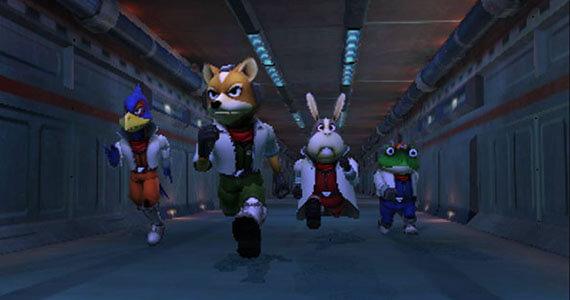 Star Fox 64 3D Star Fox Team