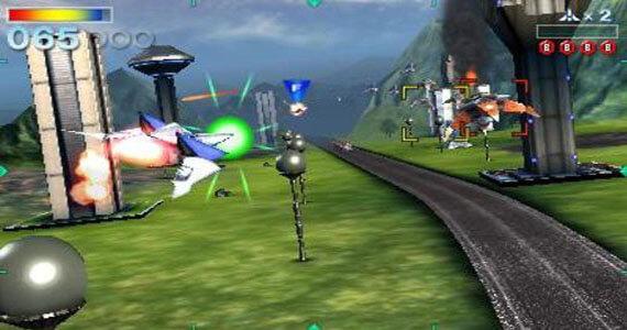 Star Fox 64 3D Gameplay