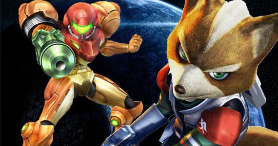 Star Fox - Metroid: Fusion Saga Wii U