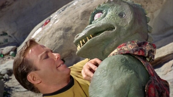 'Star Trek' Trailer Highlights The Gorn