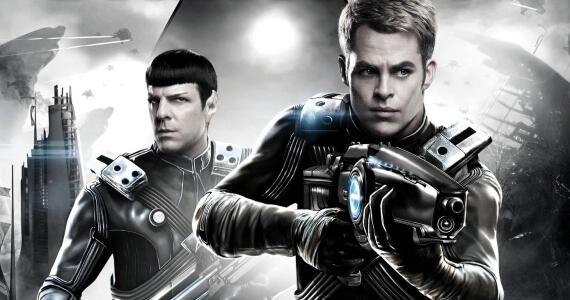 'Star Trek' Trailer Brings Action-Packed 'Salvation'