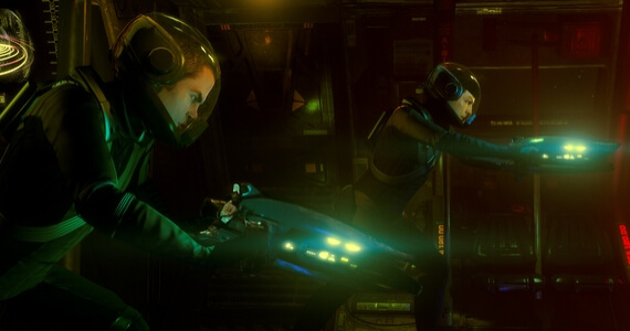 Is Digital Extremes' 'Star Trek' Coming To Wii U?