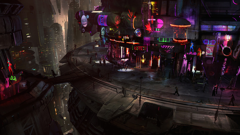 'Star Wars 1313' Concept Art Highlights Iconic Planets from Cancelled Game