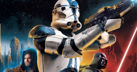 Star Wars Battlefront 3 4 Cancelled
