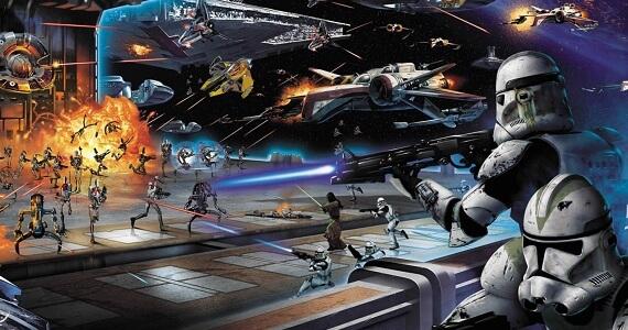 More Leaked 'Star Wars Battlefront 3' Footage Released