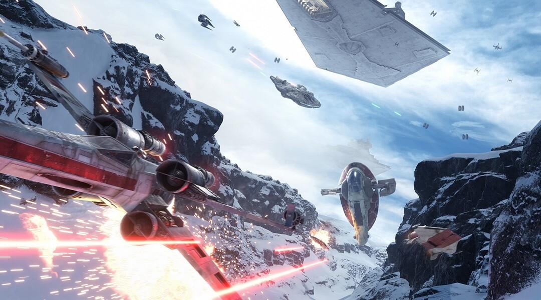 Star Wars Battlefront On Sale For $18