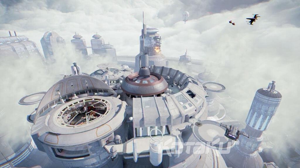 'Star Wars: First Assault' Screenshots Showcase Bespin & Tatooine Maps [Updated]