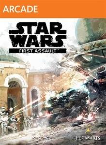 Star Wars First Assault XBLA Image
