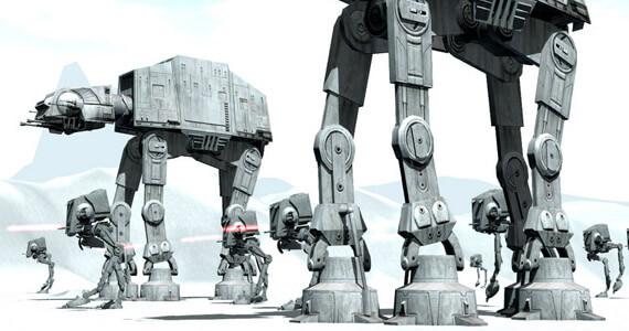 DICE 'Begged' To Take On 'Star Wars: Battlefront' Development