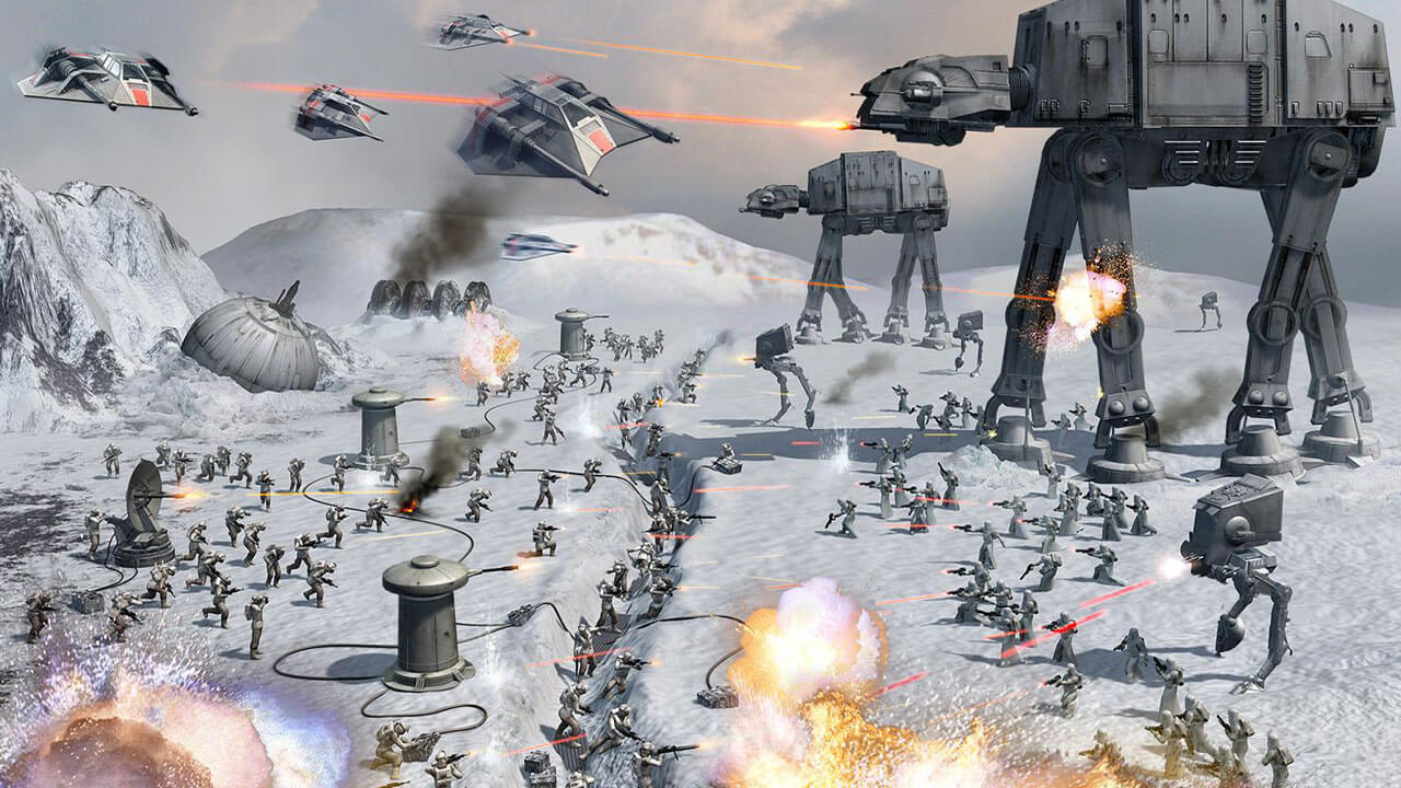DICE Still Figuring Out Direction For 'Star Wars: Battlefront'