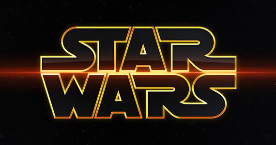 Star Wars Logo Art