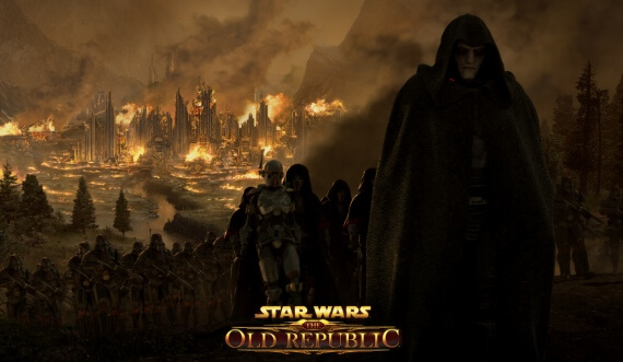 Star Wars The Old Republic Beta Registration