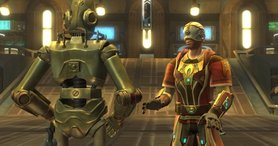 Try 'Star Wars: The Old Republic' For Free This Weekend