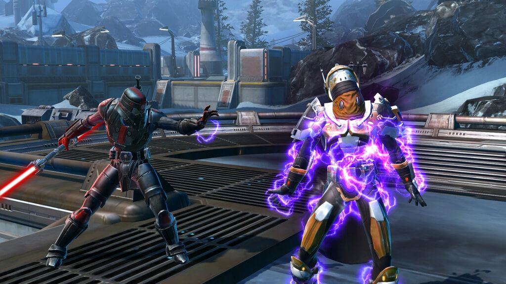 'The Old Republic' Details 'Allies' Game Update 1.3