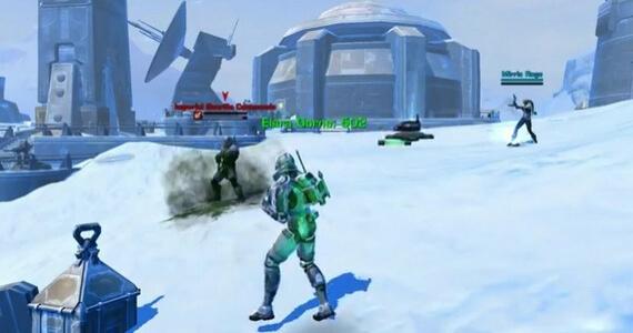'Star Wars: The Old Republic' Invincibility Exploit Found
