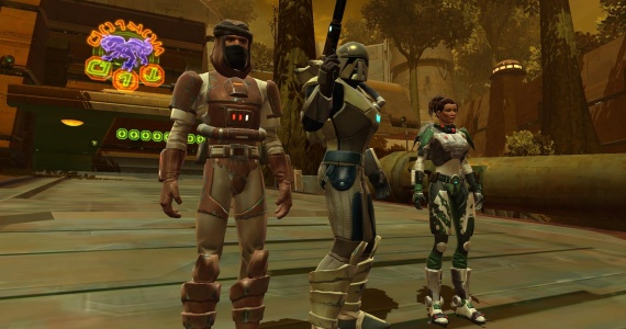 'Star Wars: The Old Republic' Patch 1.1.1 Details