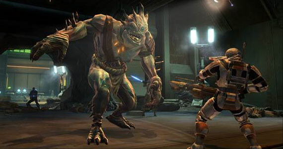 'Rise of the Rakghouls' Update Coming To 'Star Wars: The Old Republic' Next Week