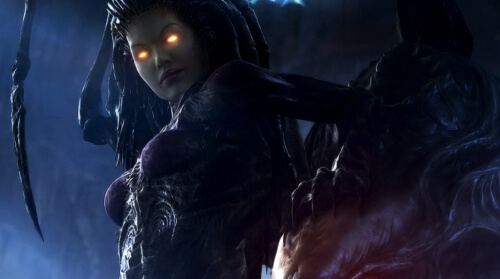 StarCraft 2 Heart of the Swarm Most Anticipated