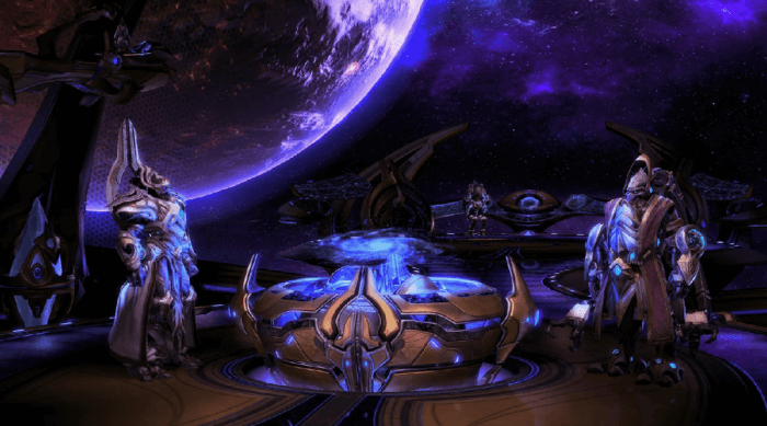 StarCraft 2: Legacy of the Void Release Date