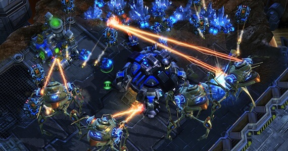 StarCraft 2 (Spawning)