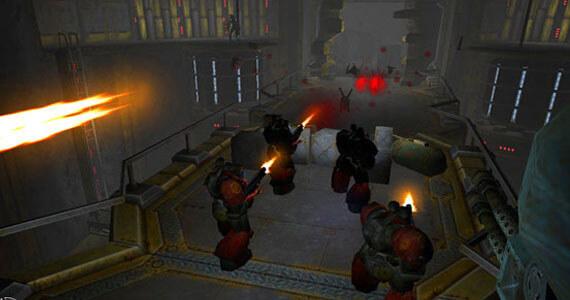 StarCraft Ghost Screenshot