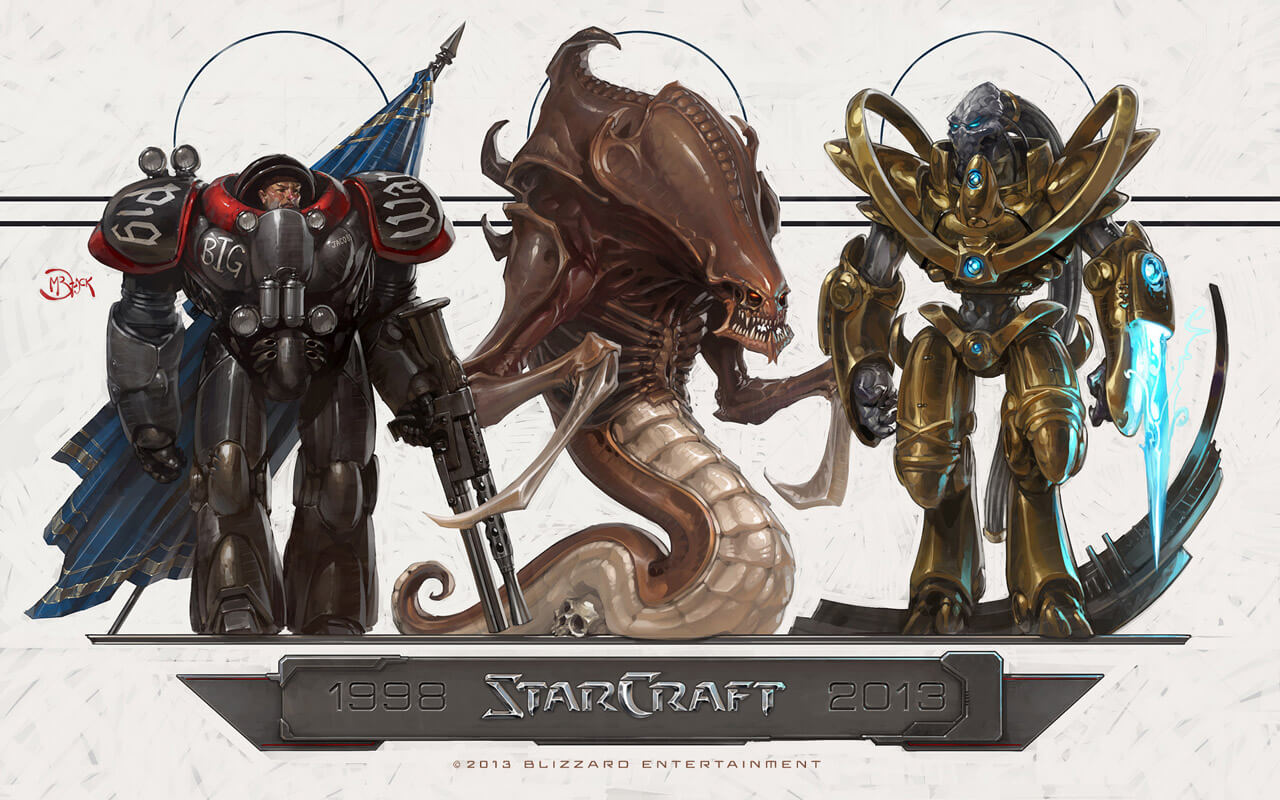 'StarCraft' is 15 Years Old