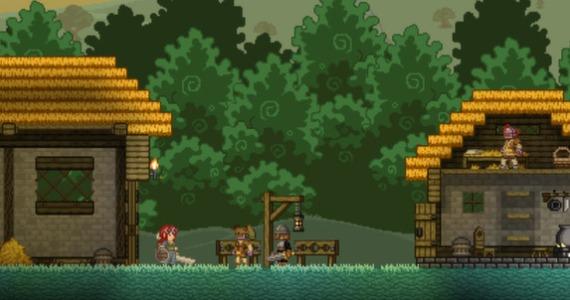 'Starbound' Impressions & Gameplay Video