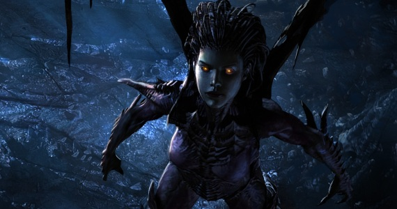'StarCraft 2: Heart of the Swarm' Likely Releasing in 2013