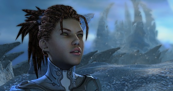 'StarCraft 2: Heart of the Swarm' Playable At Gamescom