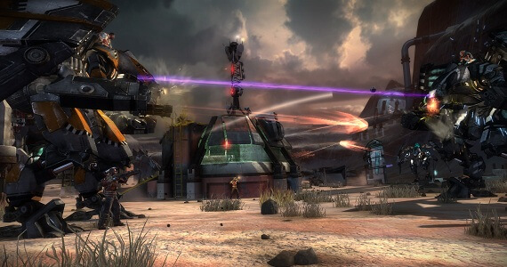 Latest 'Starhawk' Trailer Teaches You to 'Build and Battle'