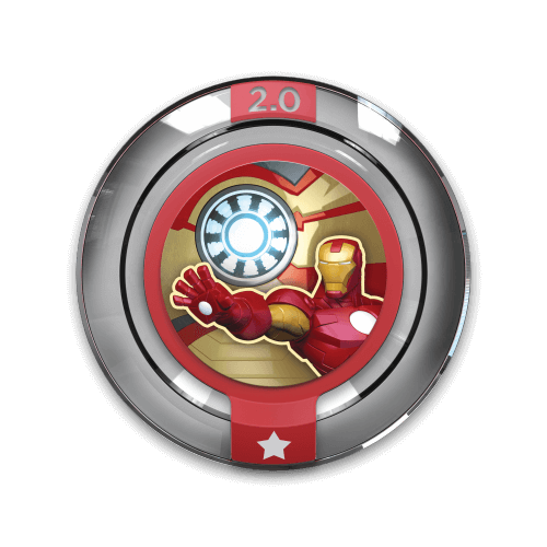 Disney Infinity - Stark Arc Reactor