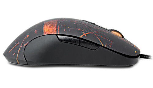 SteelSeries Black Ops 2 Mouse Review Screenshots