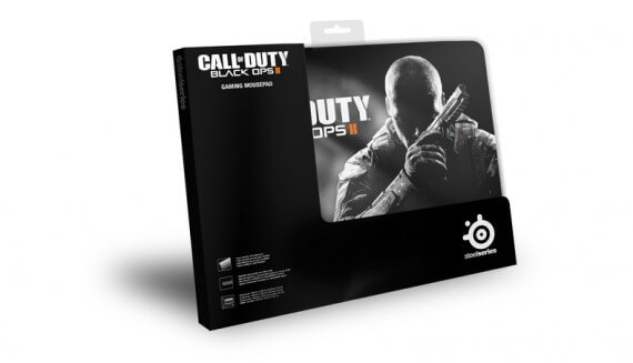 SteelSeries Black Ops 2 Mousepad Reviews Screens