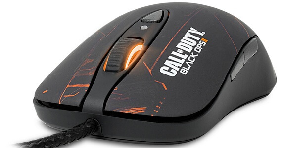 SteelSeries 'Call of Duty: Black Ops 2' Gaming Mouse & Mousepad Review