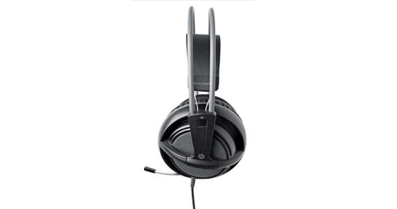 SteelSeries Siberia V2 Headset Review Microphone