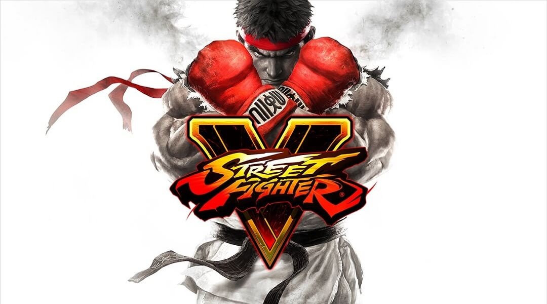 Street Fighter 5 Sales Plummet Between May and September
