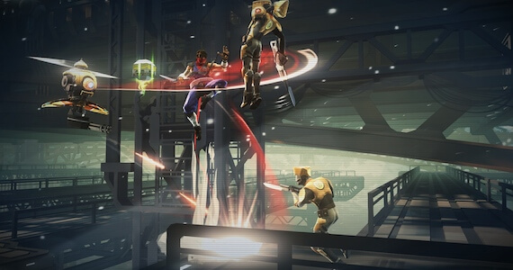 Strider Review - Gameplay