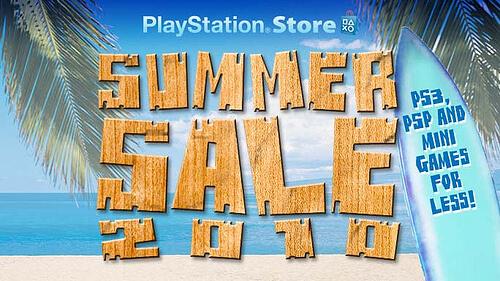PSN Summer Sale 2010