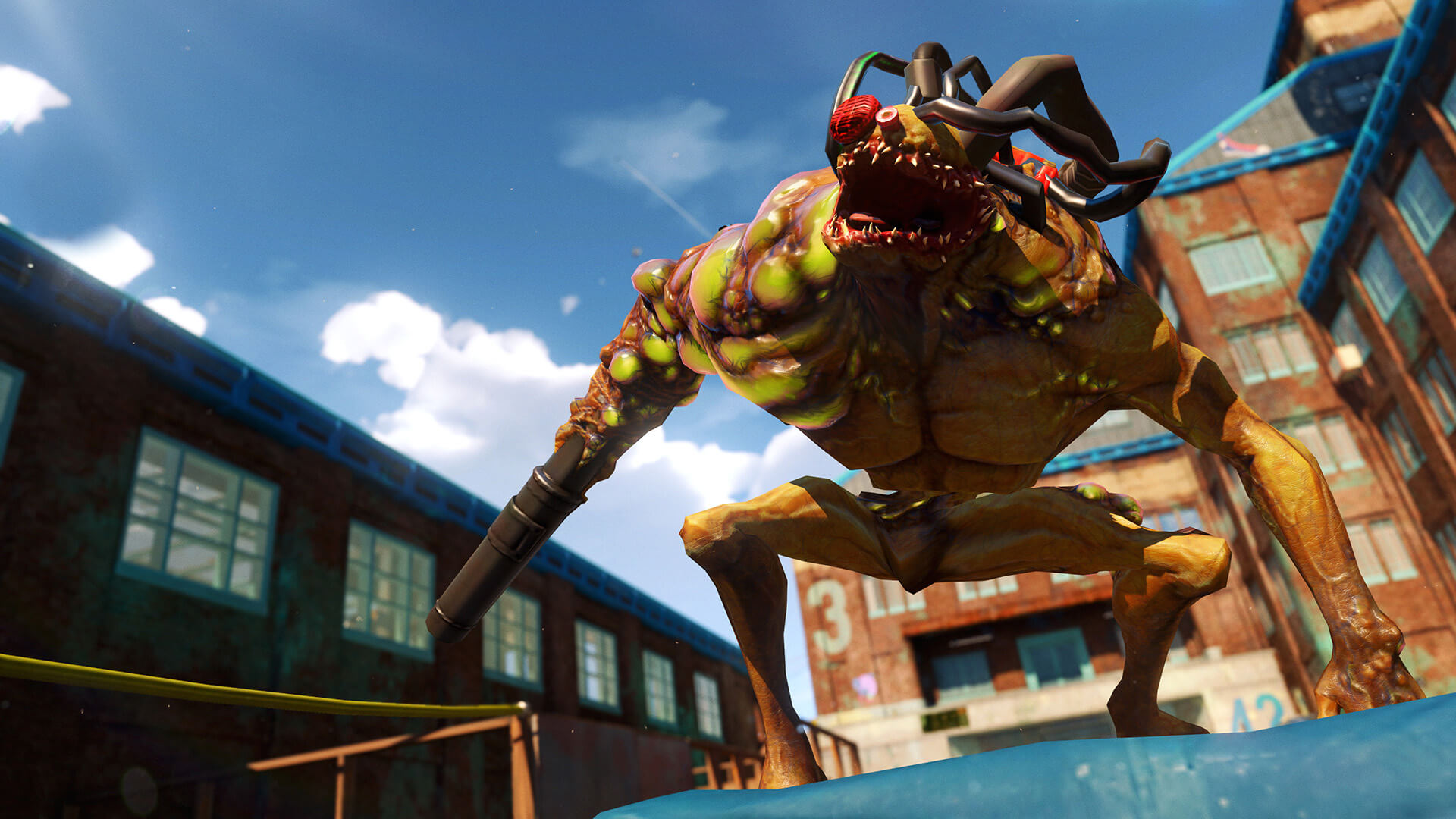 Sunset Overdrive (Enemy Tour)