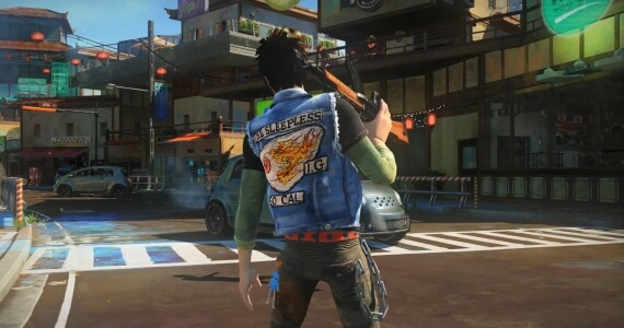 Sunset Overdrive (Gameplay)
