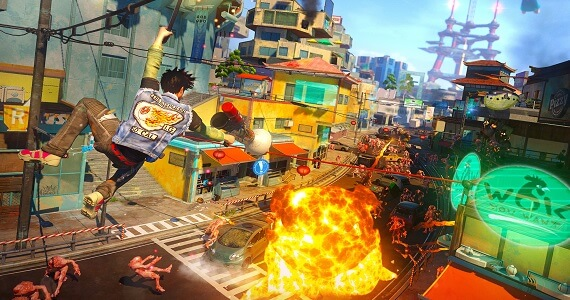 Sunset Overdrive (Sunset City)
