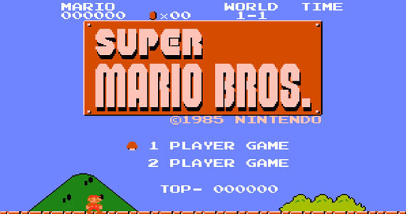 'Super Mario 4' Domain Registered By Nintendo