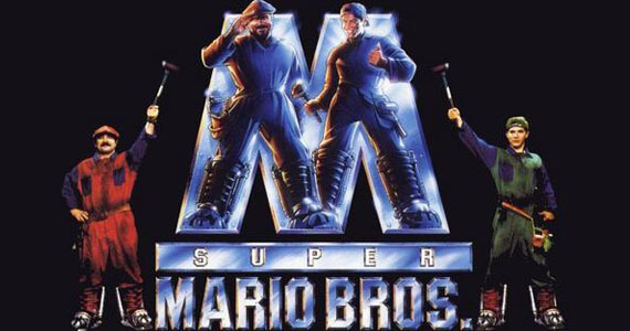 Super Mario Bros 20th Anniversary
