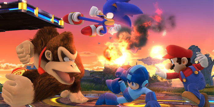 Super Smash Bros 3DS Sold Out Japan