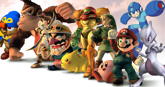 More 'Old Characters' Appearing in Next 'Super Smash Bros.'
