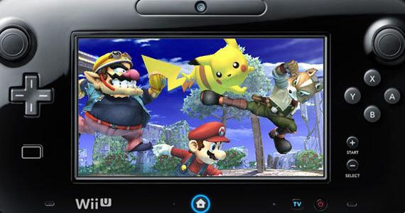 Super Smash Bros Wii U Screenshots