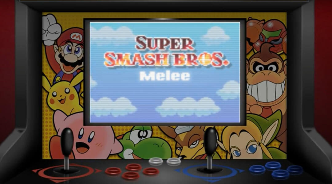 Super Smash Bros. Melee's Intro Spectacularly Redone By 30 Animators