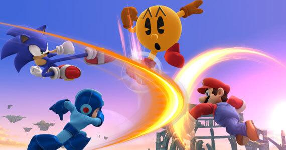 Pac-Man Originally Considered for 'Super Smash Bros. Brawl'